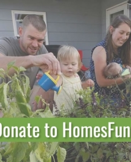 Donate to HomesFund